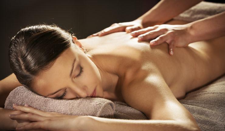 Le déroulement du massage naturiste